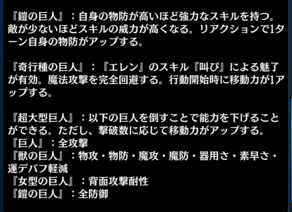 【進撃】紡ぐ彼方のメカニクル地獄級のクエスト情報2