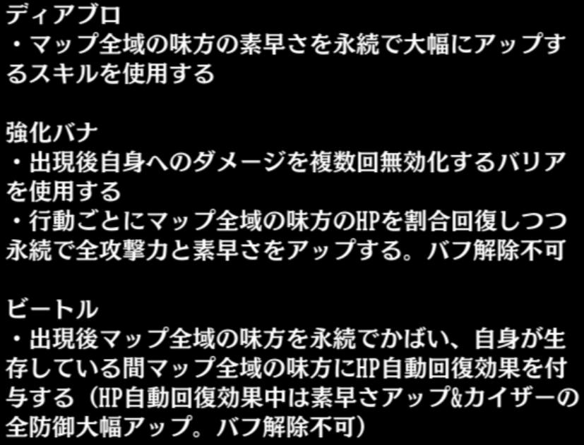 【タガタメ】『迷宮(ダンジョン)35層 情報2